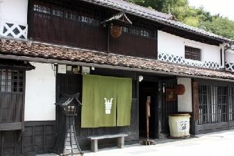 御前酒蔵元・辻本店(岡山県)