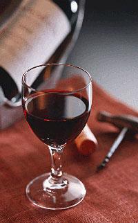 河内ワイン赤